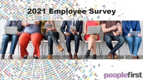 The Results Are In!  Employee Survey 2021