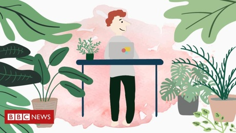 THE NEW NORMAL - How to be happier while working from home