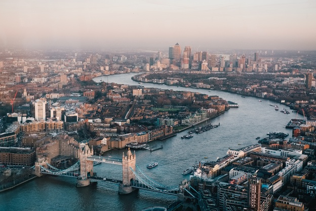London Ranks as the Smartest City in the World