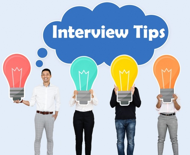 JOB INTERVIEW TIPS-unusual questions